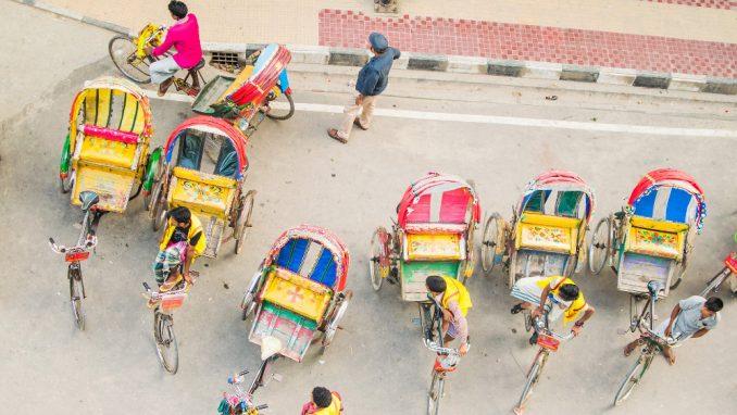 Indija: Indijska rikša i mladi ja 3