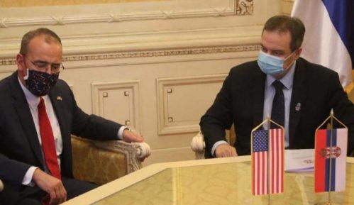 Dačić i Godfri: Ishod izbora u SAD neće uticati na dobre bilateralne odnose 13