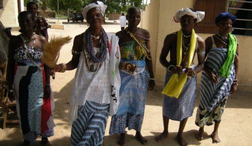 Togo: Kralj, prvi u selu Aneo 1