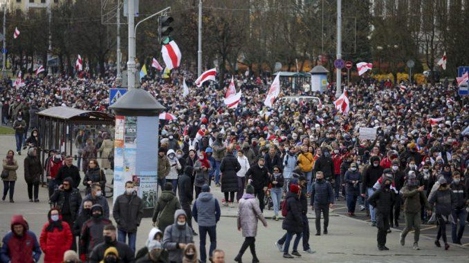 EU planira da uvede dodatne, ekonomske sankcije Belorusiji 1
