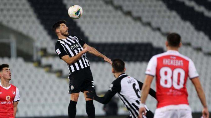 Holender u 91. minutu za pobedu Partizana 1