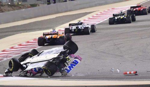 Hamilton pobedio u haotičnoj trci u Bahreinu 6