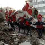 Novi bilans: U zemljotresu u Turskoj 66 osoba poginulo 12