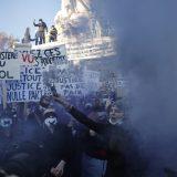Protesti širom Francuske zbog ugrožavanja slobode informisanja i prava medija 3