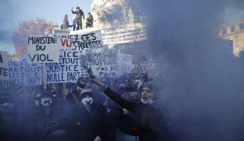 Protesti širom Francuske zbog ugrožavanja slobode informisanja i prava medija 8