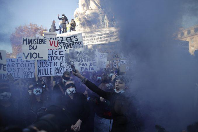 Protesti širom Francuske zbog ugrožavanja slobode informisanja i prava medija 4