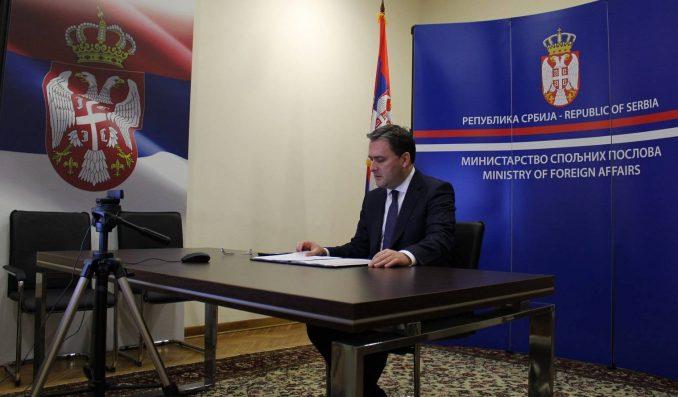 Selaković: Srbija želi da bude konstruktivan partner i na globalnom i na regionalnom nivou 2