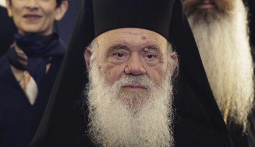 Poglavar Grčke pravoslavne crkve Jeronimos u bolnici zbog korona virusa 8