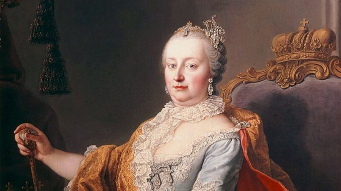Marija Terezija - najmoćnija žena dinastije Habzburg 2