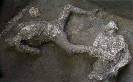 Nova otkrića u Pompeji: Nađeni ostaci dva muškarca, verovatno bogataša i roba (FOTO) 3