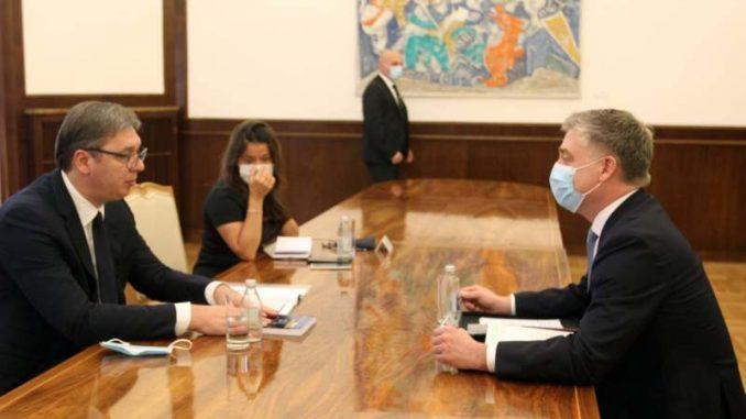 Vučić: Srbija računa na pomoć Saveta Evrope u sprovođenju reformi 2