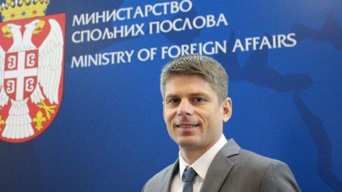 Arno Gujon v.d. direktora Uprave za saradnju s dijasporom i Srbima u regionu pri MSP 5