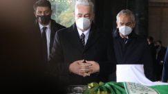 Patrijarh Irinej sahranjen u hramu Svetog Save (FOTO) 9