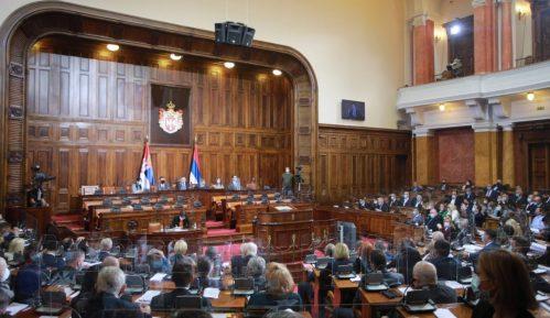 Poslanici započinju četvrtu sednicu redovnog zasedanja 6