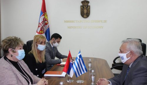 Atanasković i Diakofotakis: Srbija i Grčka unapređuju privrednu saradnju 15