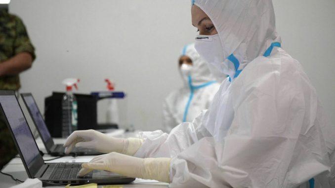 Lađević: Kovid bolnice u Beogradu skoro popunjene 1