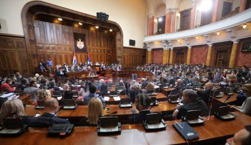 Skupština danas o posebnom porezu i poreklu imovine 1