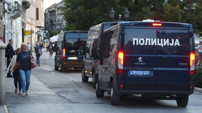 PSG: Šta Milića preporučuje za načelnika beogradske policije? 1