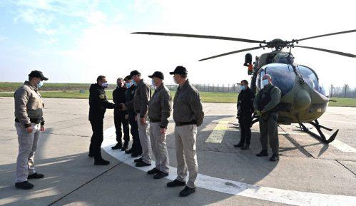 Helikopterska jednica MUP-a dobija Superpumu, trenutno u floti ima 17 helikoptera 15