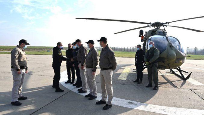 Helikopterska jednica MUP-a dobija Superpumu, trenutno u floti ima 17 helikoptera 4