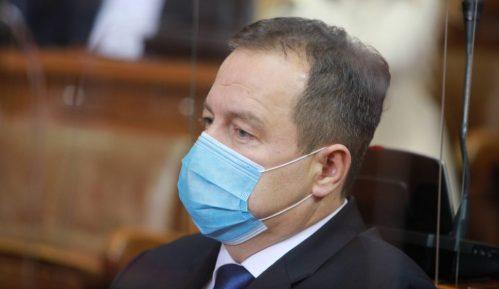 Dačić: Delegacija EP želi da dijalog vodimo onlajn 10