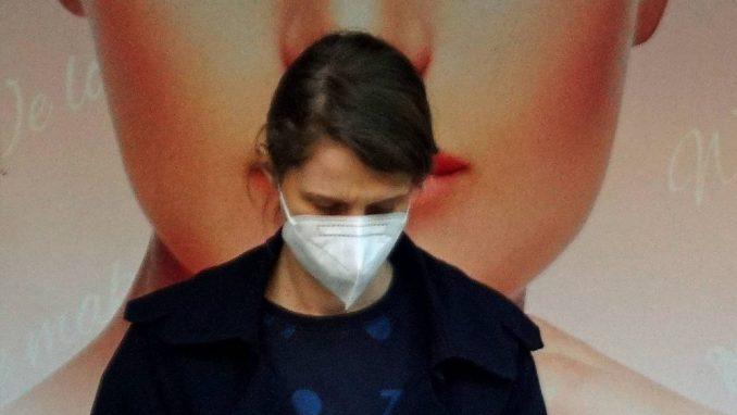 Francuska: Napravljena maska koja ubija viruse 1