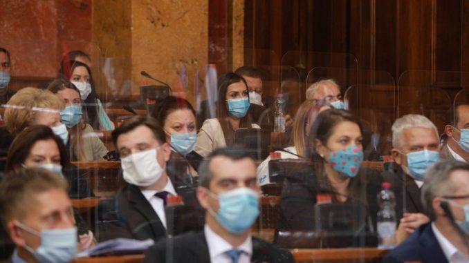 Skupština Srbije usvojila rebalans budžeta i zakone o državnoj pomoći 3