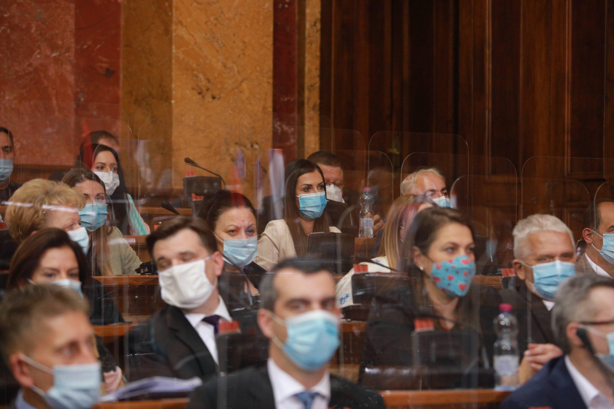 Skupština Srbije usvojila rebalans budžeta i zakone o državnoj pomoći 1