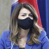 Matić pozdravila odluku o ulasku u Srbiju uz potvrdu 1