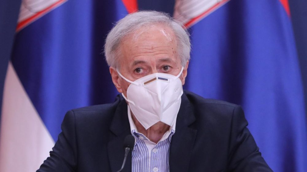 Pelemiš: Proces vakcinacije u Srbiji veoma ugrožen 1