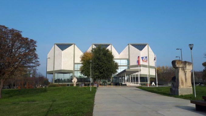 U Muzeju savremene umetnosti 10. aprila vođenje kroz izložbu Goranke Matić 7