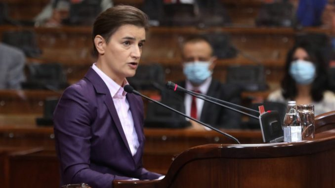 SSP: Premijerka Ana Brnabić deli građane i ne poznaje demokratiju 3