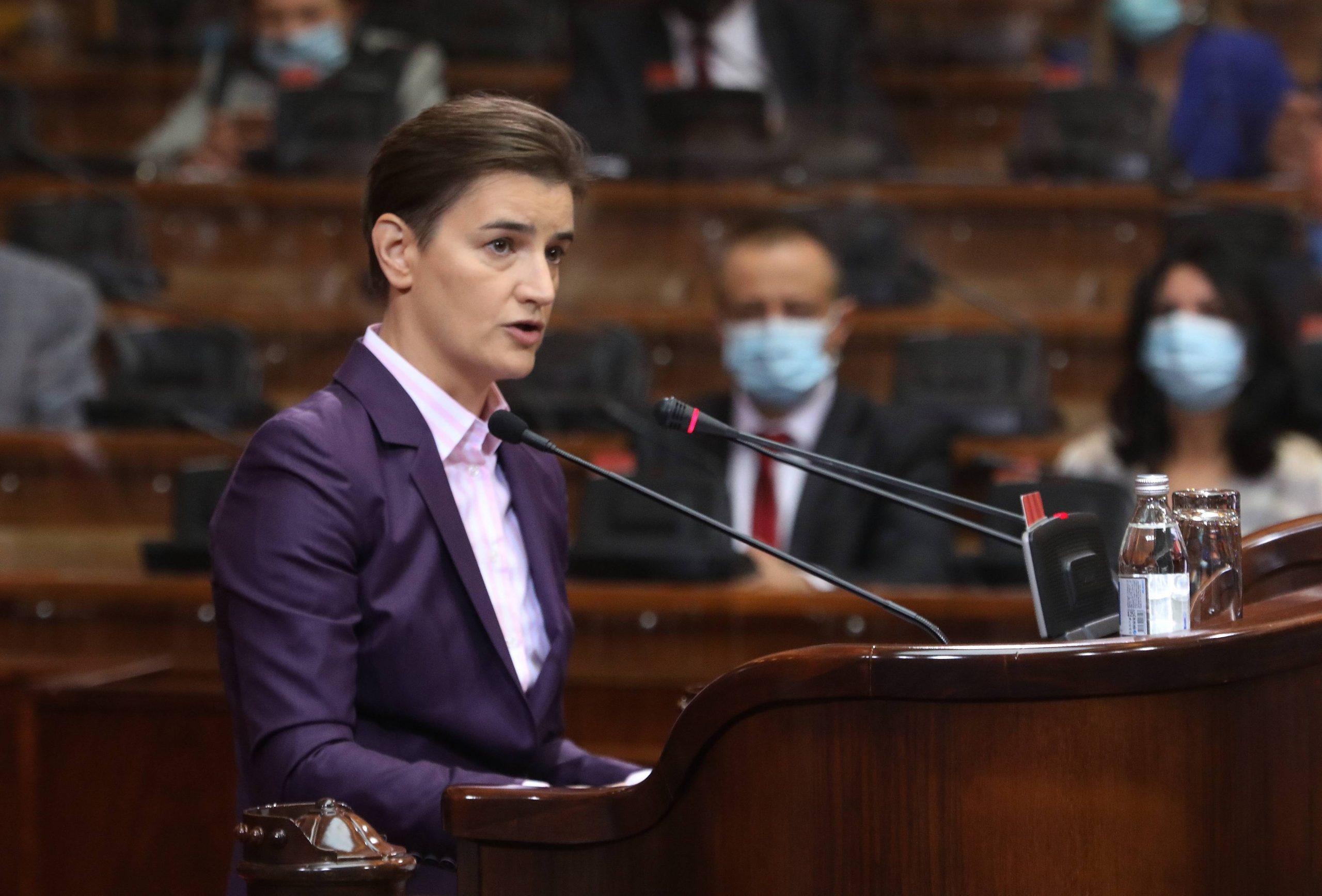 Brnabić: Marinika Tepić laže, pitam se ima li tome kraja 1
