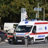 Udes na autoputu kod petlje Nova Pazova, povređena jedna osoba 1