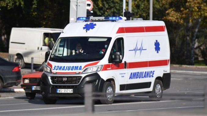 Sedmoro povređenih u lančanom sudaru na Ibarskoj magistrali 5