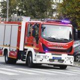 Zapalio se pomoćni objekat u niškom naselju Pantelej, vatrogasci na terenu 10