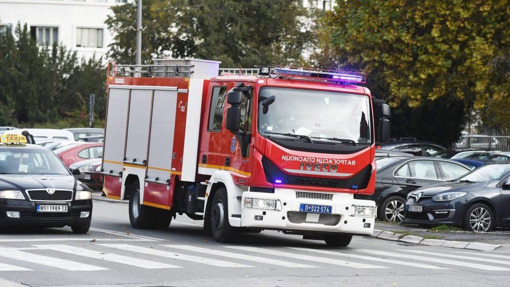 U požaru u lozničkoj Opštoj bolnici pričinjena velika materijalna šteta, nema povređenih 1