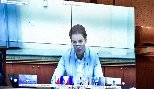 Brnabić: Srbija želi da ubrza evrointegracije, snažno podržava pristupanje suseda Uniji 2