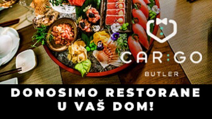 Velika CarGo Batler akcija popusta na hranu i 50% na dostavu 2