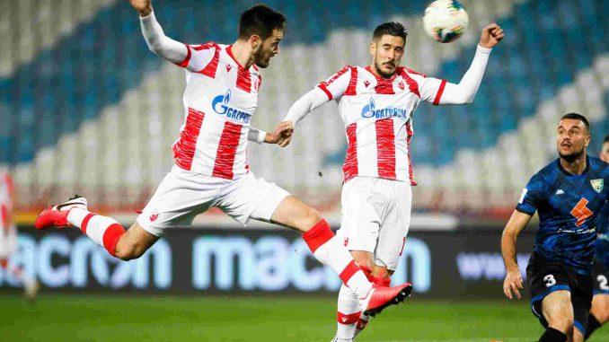Zvezda se plasirala u osminu finala Kupa Srbije 3