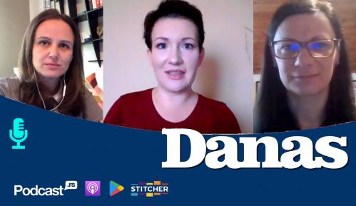 Danas podkast: Ko štiti novinarke u Srbiji? 12