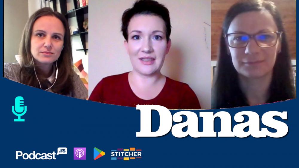 Danas podkast: Ko štiti novinarke u Srbiji? 1