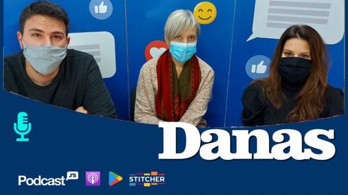 Danas podkast: Kultura nakon pandemije 1