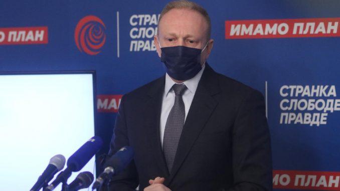 Đilas: Utvrđeno da Radmilović nije ispisao pretnje na kući Bulatovića 2