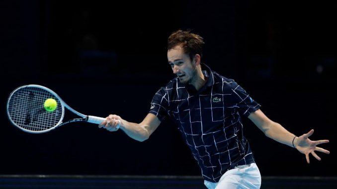 Medvedev pobedio i Švarcmana u Londonu, sutra se sastaje sa Nadalom 4