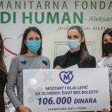 """Da Oliver dobije najvažniju bitku! Olja Lević i Mozzart donirali sredstva fondaciji """"Budi human"""" 8"""