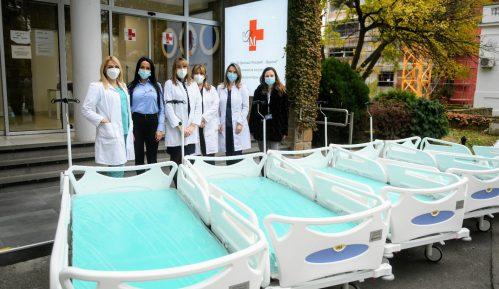 """U KBC """"Dragiša Mišović"""" nastavljena Mozzartova akcija donacije kreveta za intenzivnu negu 13"""