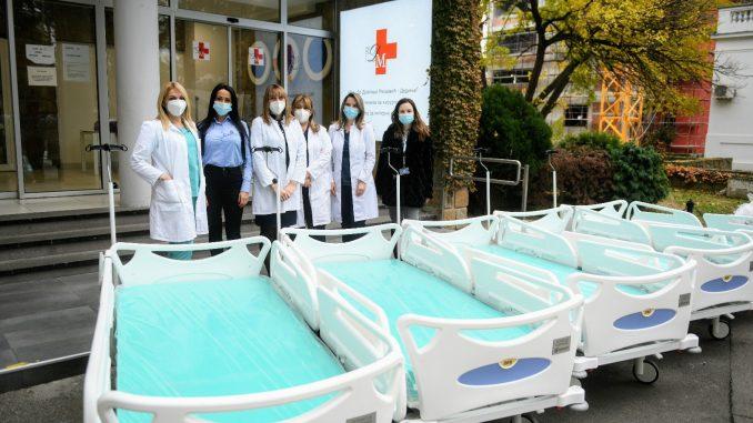 """U KBC """"Dragiša Mišović"""" nastavljena Mozzartova akcija donacije kreveta za intenzivnu negu 7"""