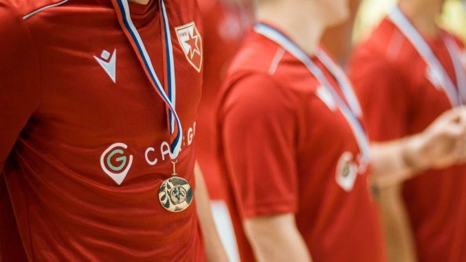 KMF Crvena zvezda prvi put u istoriji igra u futsal Ligi šampiona 1