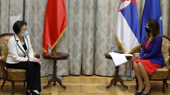 Čen Bo: Srbija treba da bude centar distribucije u regionu 5